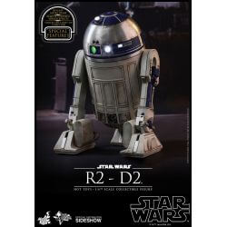 R2-D2 Hot Toys MMS408 figurine 1/6 (Star Wars The Force Awakens)