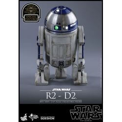 R2-D2 Hot Toys MMS408 (Star Wars VII The Force Awakens)