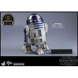 R2-D2 Hot Toys MMS408 1/6 action figure (Star Wars The Force Awakens)