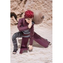 Gaara SH Figuarts action figure (Naruto)