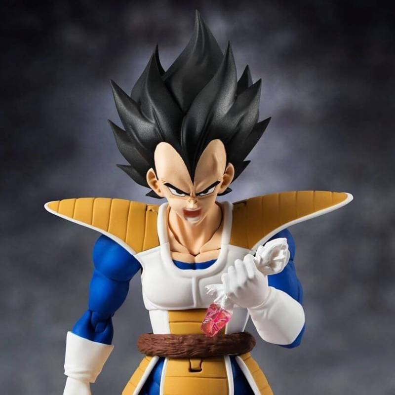 Vegeta (Scouter) S.H.Figuarts action figure (Dragon Ball Z)