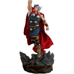 Thor Avengers Assemble Statue Sideshow Collectibles 1/5 figure (Marvel Comics)
