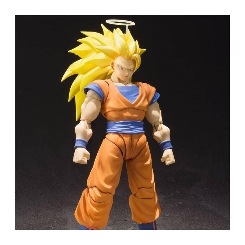 Son Goku Super Saiyan 3 SSJ S.H.Figuarts figurine articulée (Dragon Ball Z)