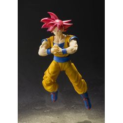 Son Goku Super Super Saiyan God SH Figuarts (Dragon Ball Super)