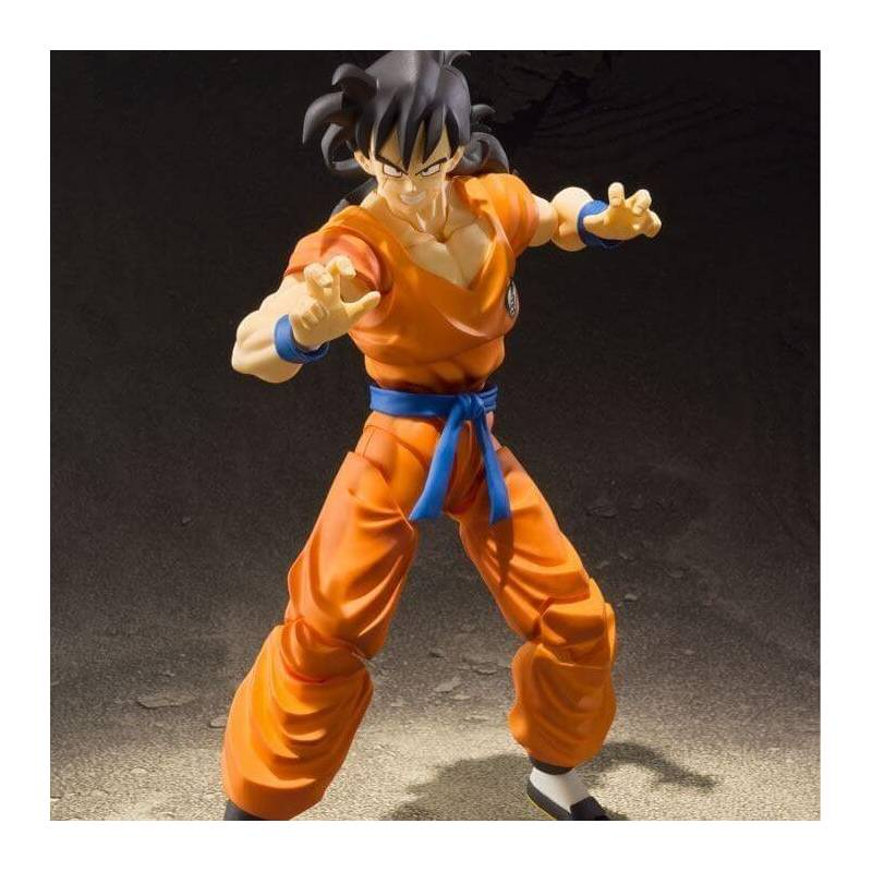 Yamcha S.H.Figuarts action figure (Dragon Ball Z)