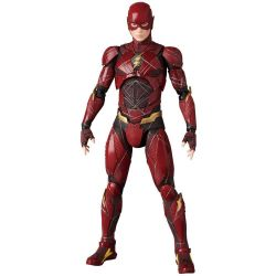 The Flash MAF EX Medicom figurine 16 cm (Justice League)