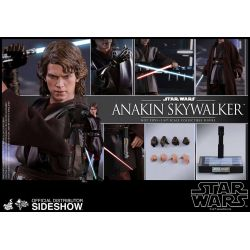Anakin Skywalker Hot Toys MMS437 figurine 1/6 (Star Wars III : La Revanche des Sith)