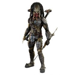 Wolf Predator (Heavy Weaponry) Hot Toys MMS443 figurine 1/6 (Aliens vs. Predator : Requiem)