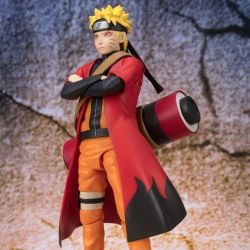 Naruto Uzumaki Sage Mode Advanced Version S.H.Figuarts figurine articulée (Naruto)