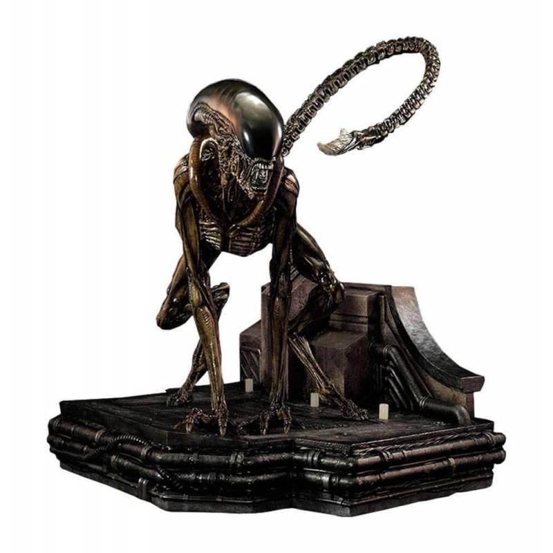 Dog Alien Prime 1 Studio Maquette Coolprops Sideshow Collectibles statue 66 cm (Alien 3)