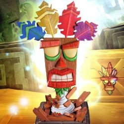 Aku Aku First 4 Figures F4F (Crash Bandicoot)