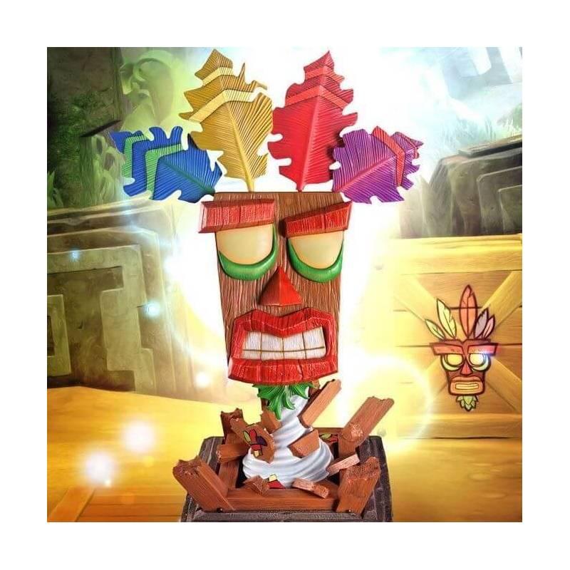 Aku Aku Mask First 4 Figures F4F (Crash Bandicoot)