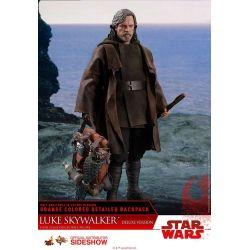Luke Skywalker Deluxe Hot Toys MMS458 1/6 action figure (Star Wars VIII :  The Last Jedi)