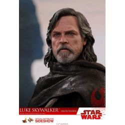 Luke Skywalker Deluxe Hot Toys MMS458 figurine 1/6 (Star Wars VIII : Les Derniers Jedi)