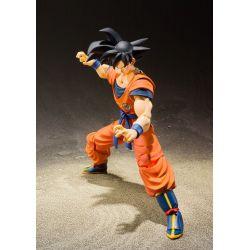 Son Goku A Saiyan Raised On Earth S.H.Figuarts figurine articulée (Dragon Ball Z)