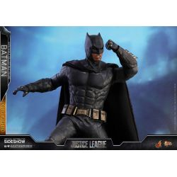 Batman Deluxe Hot Toys MMS456 figurine 1/6 (Justice League)