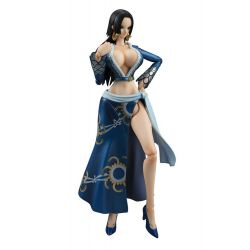 Boa Hancock Blue Variable Action Heroes VAH Megahouse (One Piece)