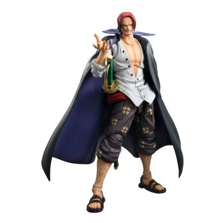 Shanks Variable Action Heroes VAH Megahouse (One Piece)