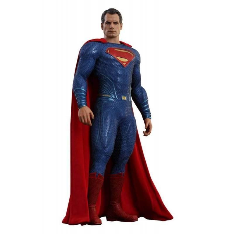 Superman Hot Toys MMS465 1/6 action figure (Justice League)
