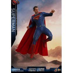 Superman Hot Toys MMS465 figurine 1/6 (Justice League)