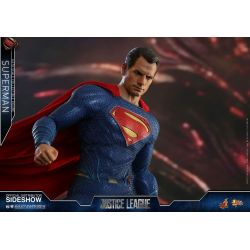 Superman Hot Toys MMS465 figurine 1/6 (Justice League)