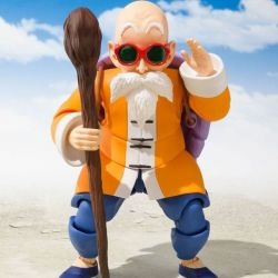 Master Roshi S.H.Figuarts action figure (Dragon Ball)