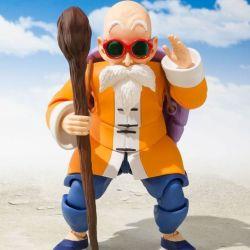 Tortue Géniale S.H.Figuarts figurine articulée (Dragon Ball)