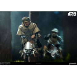 Luke Skywalker Deluxe Sideshow Collectibles Sixth Scale (Star Wars VI : Return of the Jedi)
