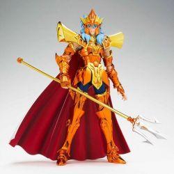 Saint Cloth Myth EX Poseidon Imperial Throne Set (Saint Seiya)