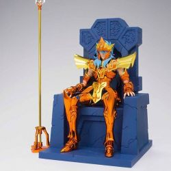 Myth Cloth EX Poseidon Imperial Throne Set (Saint Seiya)