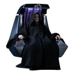 Empereur Palpatine Deluxe Hot Toys MMS468 figurine 1/6 (Star Wars VI : Le Retour du Jedi)