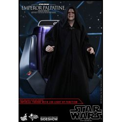 Emperor Palpatine Deluxe Hot Toys MMS468 (Star Wars VI Return Of The Jedi)