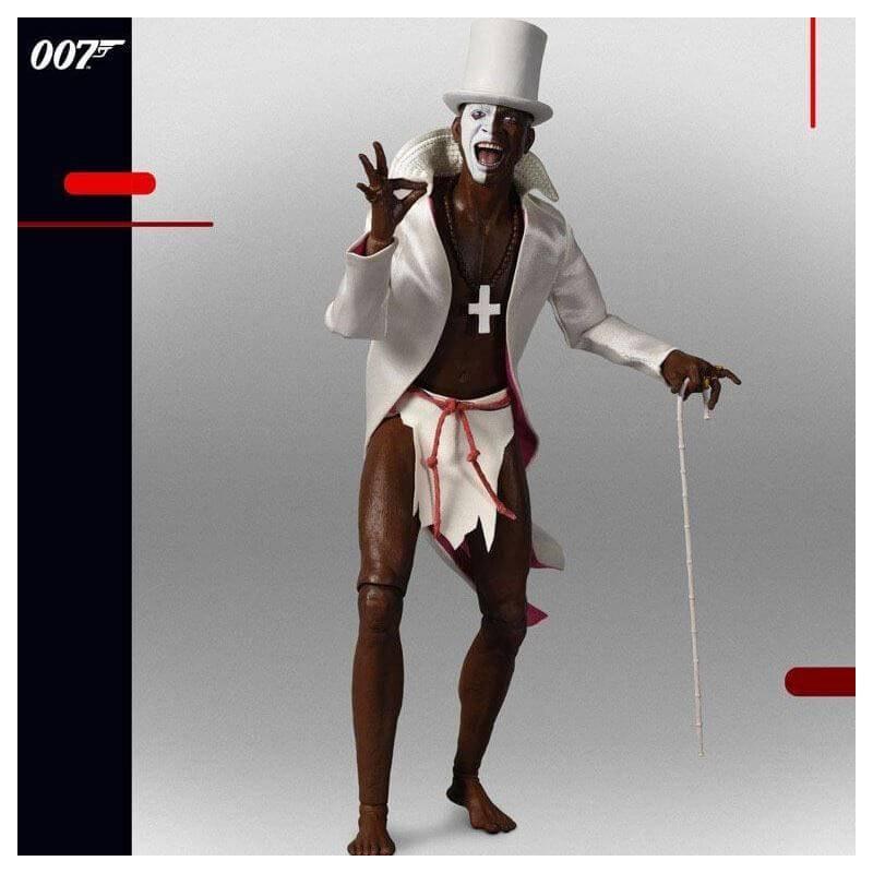 Baron Samedi Big Chief Studios 1/6 action figure (James Bond : Live and Let Die)