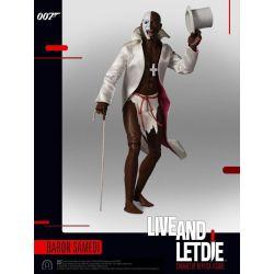 Baron Samedi Big Chief Studios figurine 1/6 (James Bond : Vivre et laisser mourir)