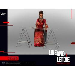Solitaire Big Chief Studios 1/6 action figure (James Bond : Live and Let Die)