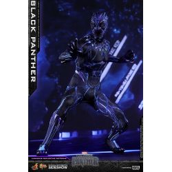 Black Panther Hot Toys MMS470 figurine 1/6 (Black Panther)