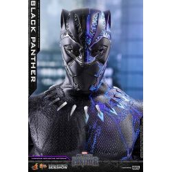 Black Panther Hot Toys MMS470 1/6 action figure (Black Panther)