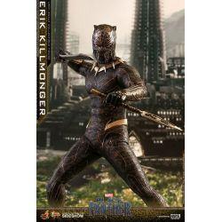 Erik Killmonger Hot Toys MMS471 figurine 1/6 (Black Panther)