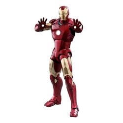 Iron Man Mark III Hot Toys QS011 1/4 action figure (Iron Man)