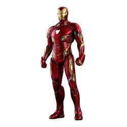 Iron Man Diecast Hot Toys MMS473D23 1/6 action figure (Avengers Infinity War - Part 1)