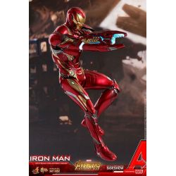 Iron Man Diecast Hot Toys MMS473D23 1/6 action figure (Avengers Infinity War - Part 1)