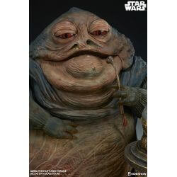 Jabba the Hutt and Throne Sideshow Collectibles Sixth Scale (Star Wars VI : Return of the Jedi)