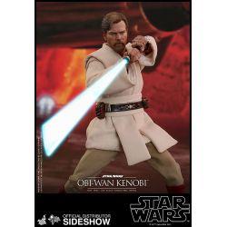 Obi-Wan Kenobi Hot Toys MMS477 1/6 action figure (Star Wars III :  Revenge of the Sith)