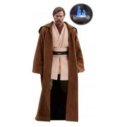 Obi-Wan Kenobi Deluxe Hot Toys MMS478 1/6 action figure (Star Wars III :  Revenge of the Sith)