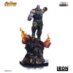 Thanos BDS Art Scale Iron Studios Statue 1/10 (Avengers : Infinity War - Part 1)