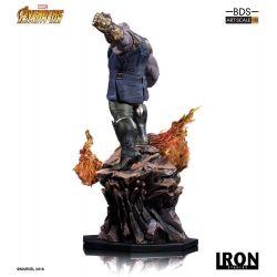 Thanos BDS Art Scale Iron Studios Statue 1/10 (Avengers : Infinity War - Part 1)