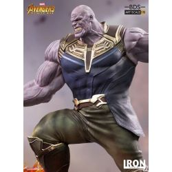 Thanos BDS Art Scale Iron Studios 1/10 Statue (Avengers : Infinity War - Part 1)