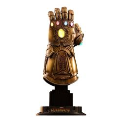 Infinity Gauntlet Hot Toys ACS003 gant réplique 1/4 (Avengers Infinity War - Part 1)