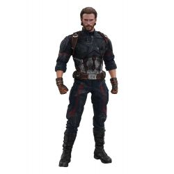 Captain America Hot Toys MMS480 figurine 1/6 (Avengers Infinity War - Part 1)