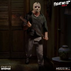 Jason Voorhees Mezco One:12 1/12 figurine (Vendredi 13 : Meurtres en 3 dimensions)
